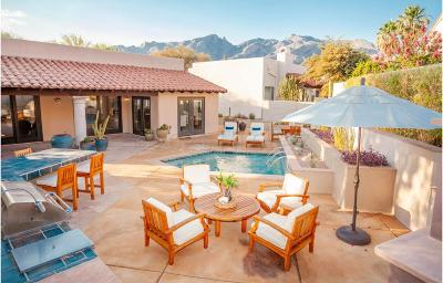 Tucson Single Family Home For Sale: 4042 E Quiet Moon Drive