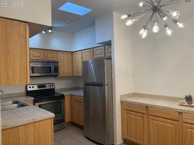 Tucson Condo For Sale: 1810 E Blacklidge Drive #500