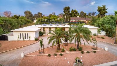 Tucson Single Family Home For Sale: 2820 N Camino Principal