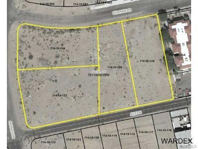 Lake Havasu City Residential Lots & Land For Sale: 3130 Kearsage Dr