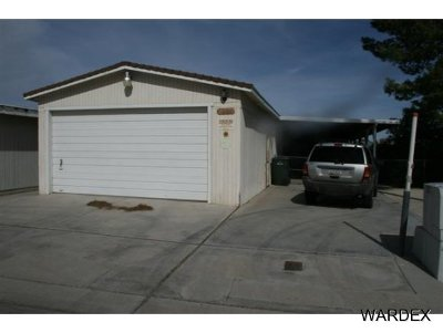 Mohave County Manufactured Home For Sale: 1369 Riverfront Dr