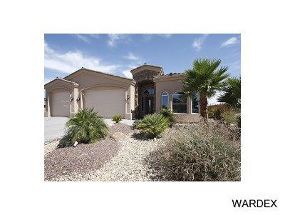 Lake Havasu City Single Family Home For Sale: Lexington Plan On Your Lot