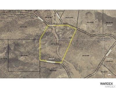 Kingman Residential Lots & Land For Sale: UNK E Twin Hills Road