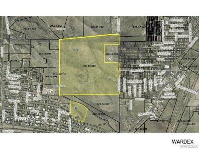 Kingman Residential Lots & Land For Sale: Unk Western Avenue