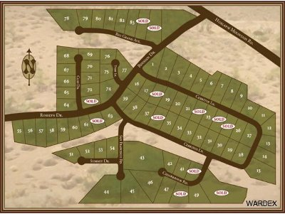 Boulder Creek Estates Residential Lots & Land For Sale: 1761 San Francisco Rd