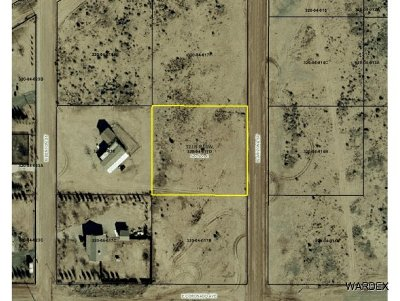 Kingman Residential Lots & Land For Sale: Arizona