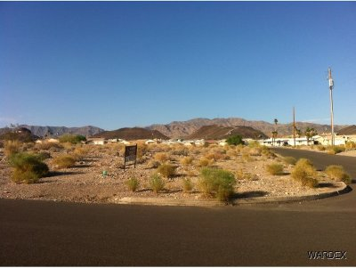 Lake Havasu City Residential Lots & Land For Sale: 740 Delta Dr