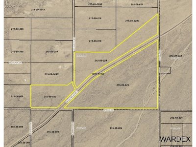 Golden Valley Residential Lots & Land For Sale: TBD Oatman Highway