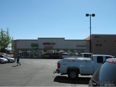 Kingman Commercial For Sale: 3930 Stockton Hill Road #B