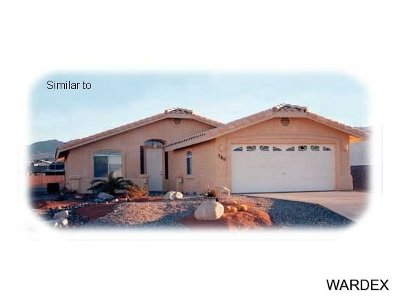 Lake havasu city model homes