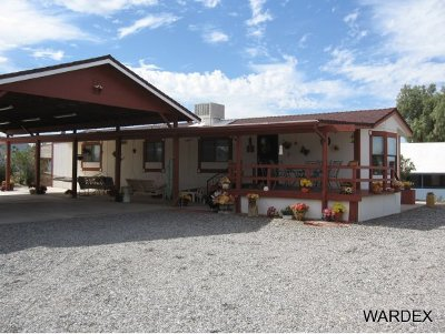 Mohave County Manufactured Home For Sale: 4770 E Kayenta Dr