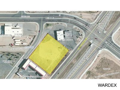 Kingman Residential Lots & Land For Sale: 3441 E Andy Devine Ave