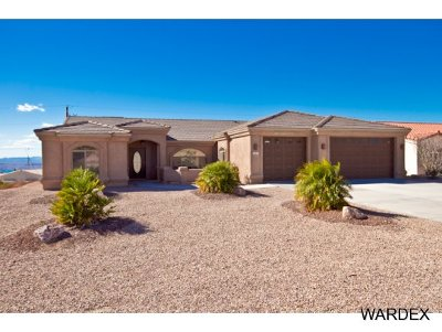 Lake Havasu City Single Family Home For Sale: 1792 On Your Level Lot