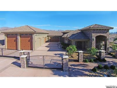 Bullhead City Single Family Home For Sale: 2930 Sinyala Canyon Dr