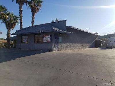 Bullhead City, Golden Valley Commercial For Sale: 1678 Lakeside Dr