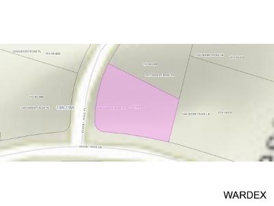 Lake Havasu City Residential Lots & Land For Sale: 3583 Desert Rose Pl