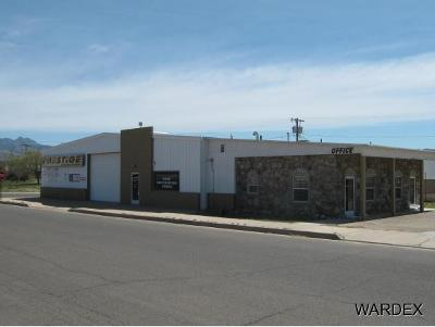 Kingman Commercial For Sale: 332 Topeka
