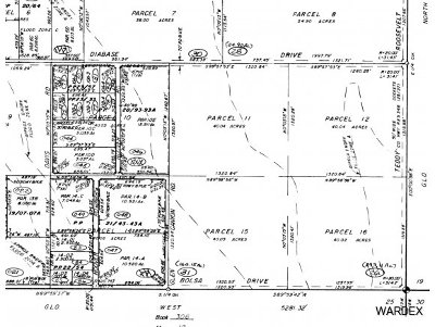 Golden Valley Residential Lots & Land For Sale: 0000 Teddy Roosevelt