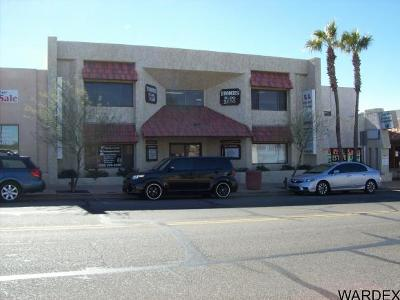 Lake Havasu City Commercial For Sale: 2156 McCulloch Blvd N