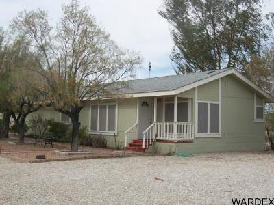 Bouse Manufactured Home For Sale: 42544 La Posa Road