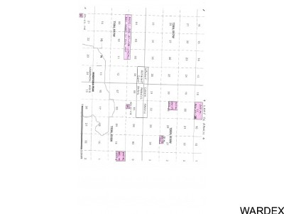 Kingman Residential Lots & Land For Sale: Griffith Road E