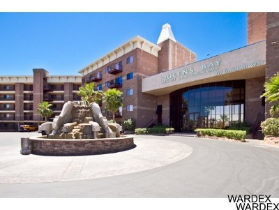Lake Havasu City Rental For Rent: 777 Harrah Way, Unit 334