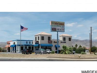 Bullhead City Commercial For Sale: 1371 Hancock Rd