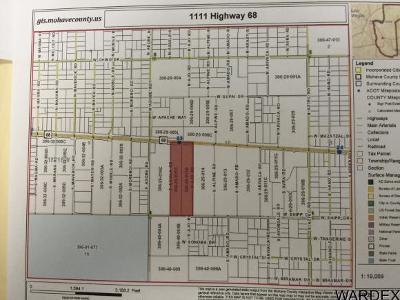 Kingman Residential Lots & Land For Sale: 112 Jackson Street