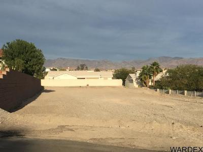 Lake Havasu City Residential Lots & Land For Sale: 2337 Clarke Ct