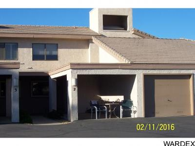 Lake Havasu City Condo/Townhouse For Sale: 1401 McCulloch Blvd #2