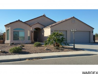Mohave Valley Single Family Home For Sale: 42 Cypress Point Drive N