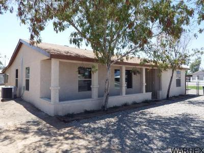 Parker Single Family Home For Sale: 904 S Kofa Avenue