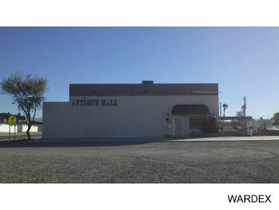Fort Mohave Commercial For Sale: 4260 Highway 95