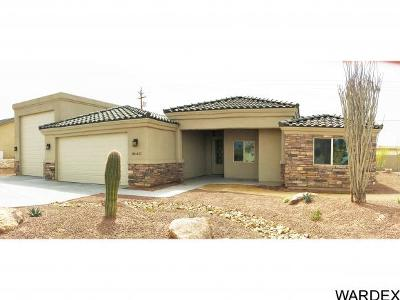 Lake Havasu City Single Family Home For Sale: 1640 Palo Verde Blvd S On Your Lot