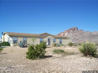 Mohave County Manufactured Home For Sale: 1629 S Granville Rd