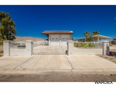 Bullhead City AZ Single Family Home For Sale: $697,500