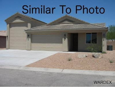 Lake Havasu City Single Family Home For Sale: 002 North Pointe Home & Lot