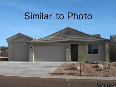 Lake Havasu City Single Family Home For Sale: 003 North Pointe Home & Lot