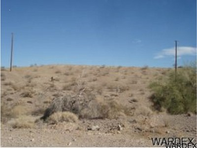 Havasu Heights Residential Lots & Land For Sale: LOT 127 Wagon Wheel Dr