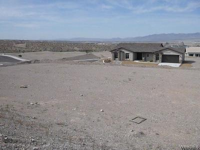 Bullhead City AZ Residential Lots & Land For Sale: $85,000