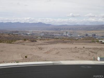 Bullhead City AZ Residential Lots & Land For Sale: $115,000