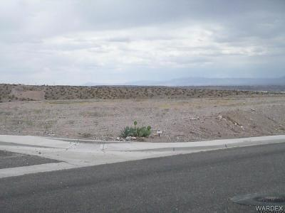 Bullhead City AZ Residential Lots & Land For Sale: $120,000