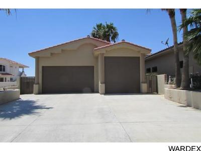 Bullhead City Single Family Home For Sale: 2991 Camino Del Rio
