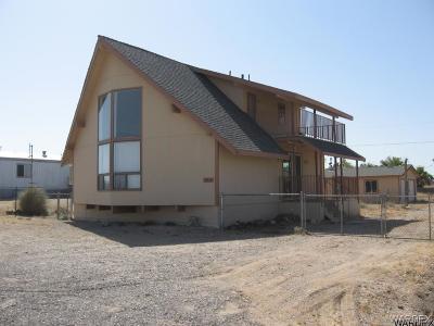 Topock/Golden Shores Single Family Home For Sale: 5212 E Casa Grande Drive
