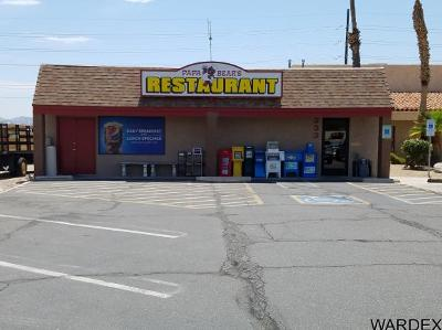 Lake Havasu City Commercial For Sale: 333 Lake Havasu Avenue S.