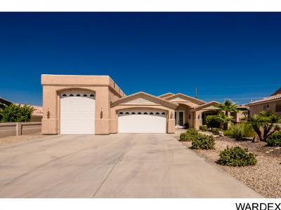 Lake Havasu City Single Family Home For Sale: 3245 Jamaica Blvd S
