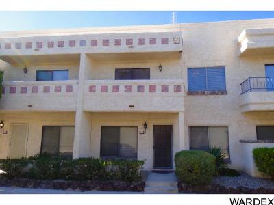 Lake Havasu City Condo/Townhouse For Sale: 313 Nautical Estates Dr #313