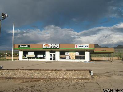 Kingman Commercial For Sale: 4195 Stockton Hill Rd