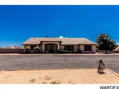 Kingman Single Family Home For Sale: 2610 N Yavapai Dr