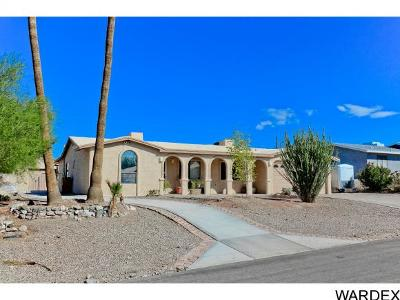 Lake Havasu City Single Family Home For Sale: 4149 Challenger Dr